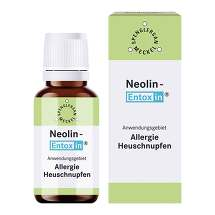 Produktbild Neolin Entoxin N Tropfen