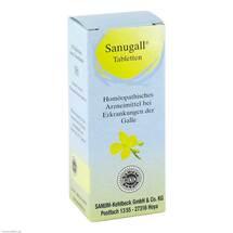 Produktbild Sanugall Tabletten