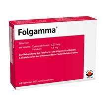 Produktbild Folgamma Tabletten