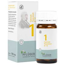 Produktbild Biochemie Pflüger 1 Calcium fluoratum D 12 Tabletten