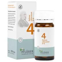 Produktbild Biochemie Pflüger 4 Kalium chloratum D 6 Tabletten