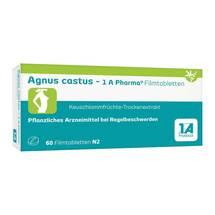 Produktbild Agnus castus 1A Pharma Filmtabletten