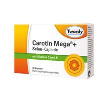 Produktbild Carotin Mega + Selen Kapseln