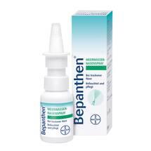 Produktbild Bepanthen Meerwasser Nasenspray