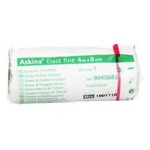 Produktbild Askina Elast Fine Binde 4mx8cm cellophaniert