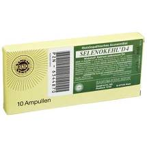 Produktbild Selenokehl Injektion Ampullen