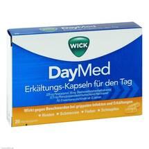 Produktbild WICK DayMed Erkältungskapseln