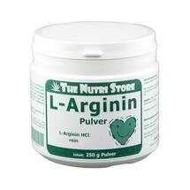 Produktbild L-Arginin HCL rein Pulver
