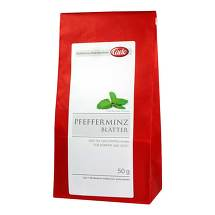 Produktbild Caelo Pfefferminzblätter Tee HV Packung