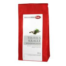 Produktbild Caelo Teufelskralle Weidenrinde Tee HV Packung