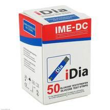 Ime DC Idia Blutzuckerteststreifen