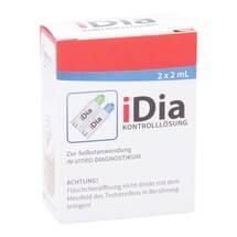 Produktbild Ime DC Idia Glucose Kontrolllösung