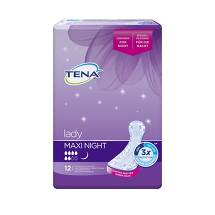 Tena Lady maxi night Einlagen