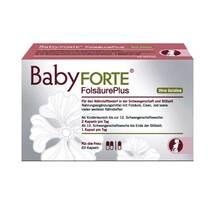 Baby Forte Folsäureplus Kapseln