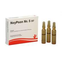 Produktbild Neypson Nr.5 D 7 Ampullen