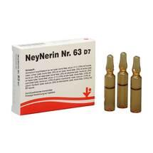 Produktbild Neynerin Nr.63 D 7 Ampullen