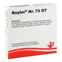 Produktbild Neyim Nr.73 D 7 Ampullen