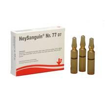 Produktbild Neysanguin Nr.77 D 7 Ampullen