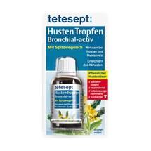 Tetesept Hustentropfen Bronchial-activ zuckerfrei