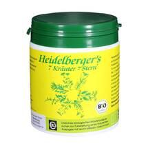 Produktbild Heidelbergers 7 Kräuter Stern Bio-Qualität Pulver
