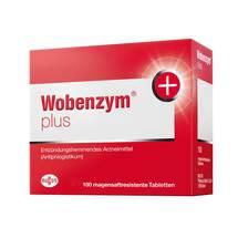 Produktbild Wobenzym plus magensaftresistente Tabletten