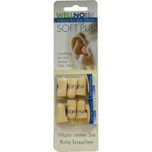 Produktbild Wellnoise Soft Pur Blister