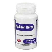 Hyaluron Berco Injuv Kapseln