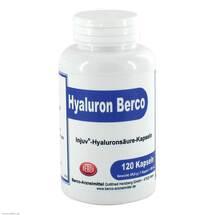 Produktbild Hyaluron Berco Injuv Kapseln