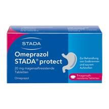 Omeprazol STADA protect 20 mg magensaftresistent Tabletten