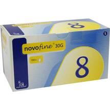 Produktbild Novofine 8 Kanülen 0,30x8 mm TW