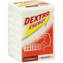 Dextro Energy Cranberry Ltd.Edition