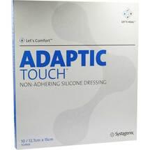 Produktbild Adaptic Touch 12,7x15cm Non Adher.Sil.D.Wundgaze