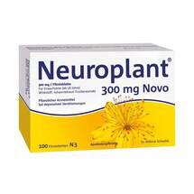 Produktbild Neuroplant 300 mg Novo Filmtabletten