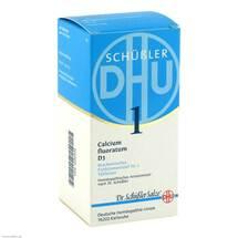 Produktbild Biochemie DHU 1 Calcium fluoratum D 3 Tabletten