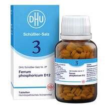 Produktbild Biochemie DHU 3 Ferrum phosphoricum D 12 Tabletten