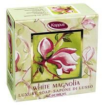 Produktbild Kappus White Magnolia Luxusseife