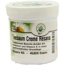 Produktbild Teebaum Creme