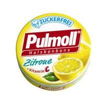 Produktbild Pulmoll Hustenbonbons Zitrone