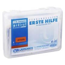 Verbandkasten mit Füllung DIN 13157-C Kunststoff