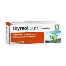 Produktbild Thyreo Loges Tabletten