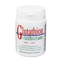 Glutathion + Anthozyane Kaps