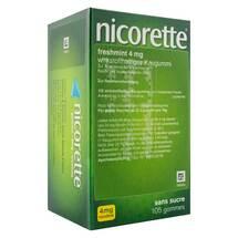 Produktbild Nicorette 4 mg freshmint Kaugummi