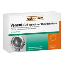 Produktbild Venentabs ratiopharm Retardtabletten