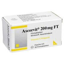 Produktbild Ascorvit 200 mg FT Filmtabletten