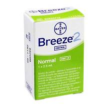 Produktbild Breeze 2 Kontroll Lösung normal
