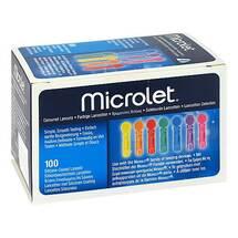 Produktbild Microlet Lanzetten