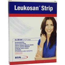 Leukosan Strip 6x38 mm