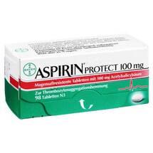 Aspirin Protect 100 mg magensaftresistent Tabletten