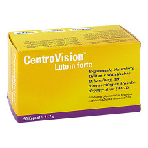 Centrovision Lutein forte