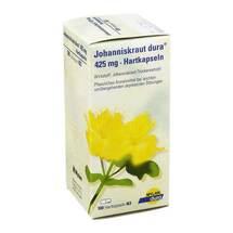 Produktbild Johanniskraut Dura 425 mg Hartkapseln